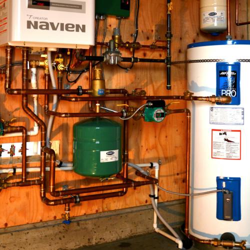 Hydronic Floor Heating: Portside Plumbing & Gas - Nanaimo, BC